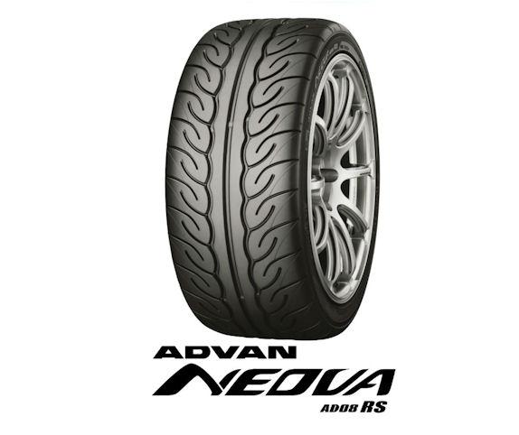 A street sports tyre from Yokohama –Advan Neova AD08RS