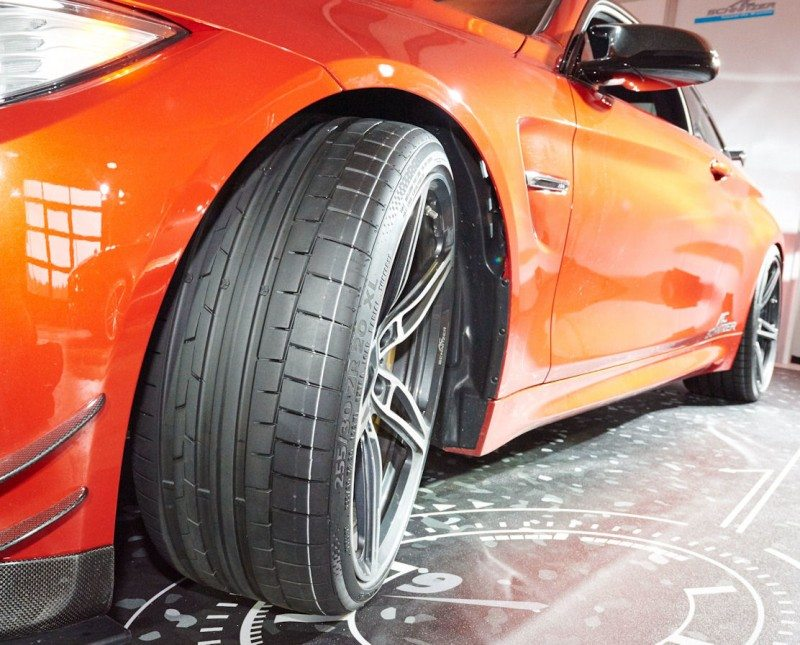 Sportauto tyre test: Mostly competent, but unspectacular