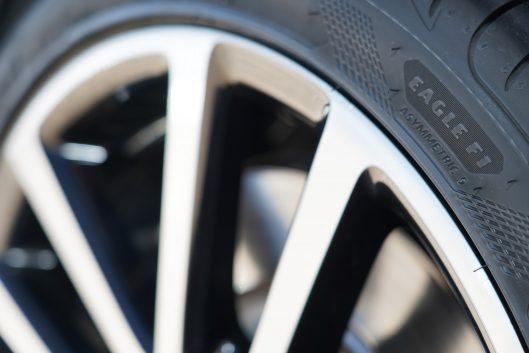 New Goodyear Eagle F1 Asymmetric 5 tyres