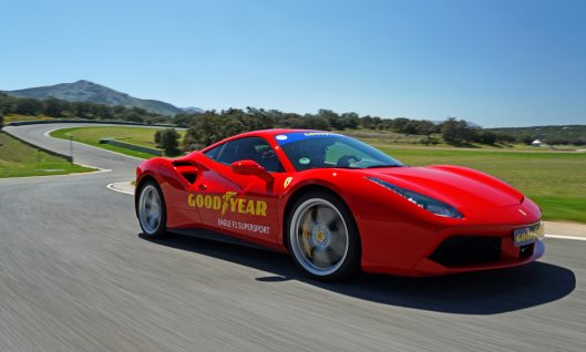 Goodyear releases Eagle F1 SuperSport supercar tyre range