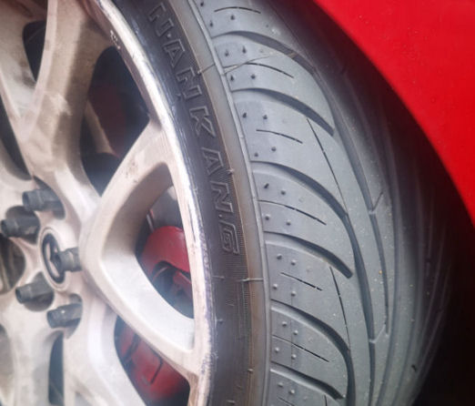 Illegal 'grey tread' Nankang tyres in UK market