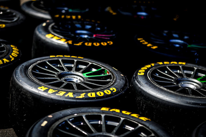 Goodyear: 'comeback' at Silverstone with soft, medium WEC tyres