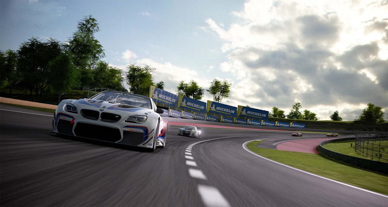 Michelin becomes Gran Turismo's official tyre technology partner