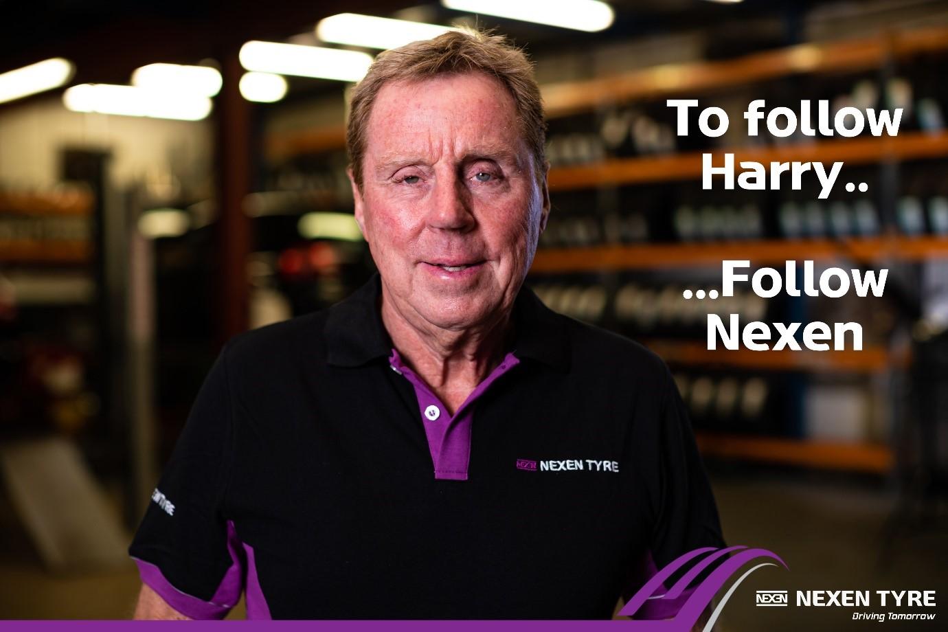 Nexen signs-up Harry Redknapp