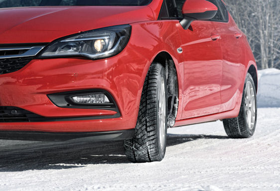 'Top-class' performance from Apollo in winter tyre test