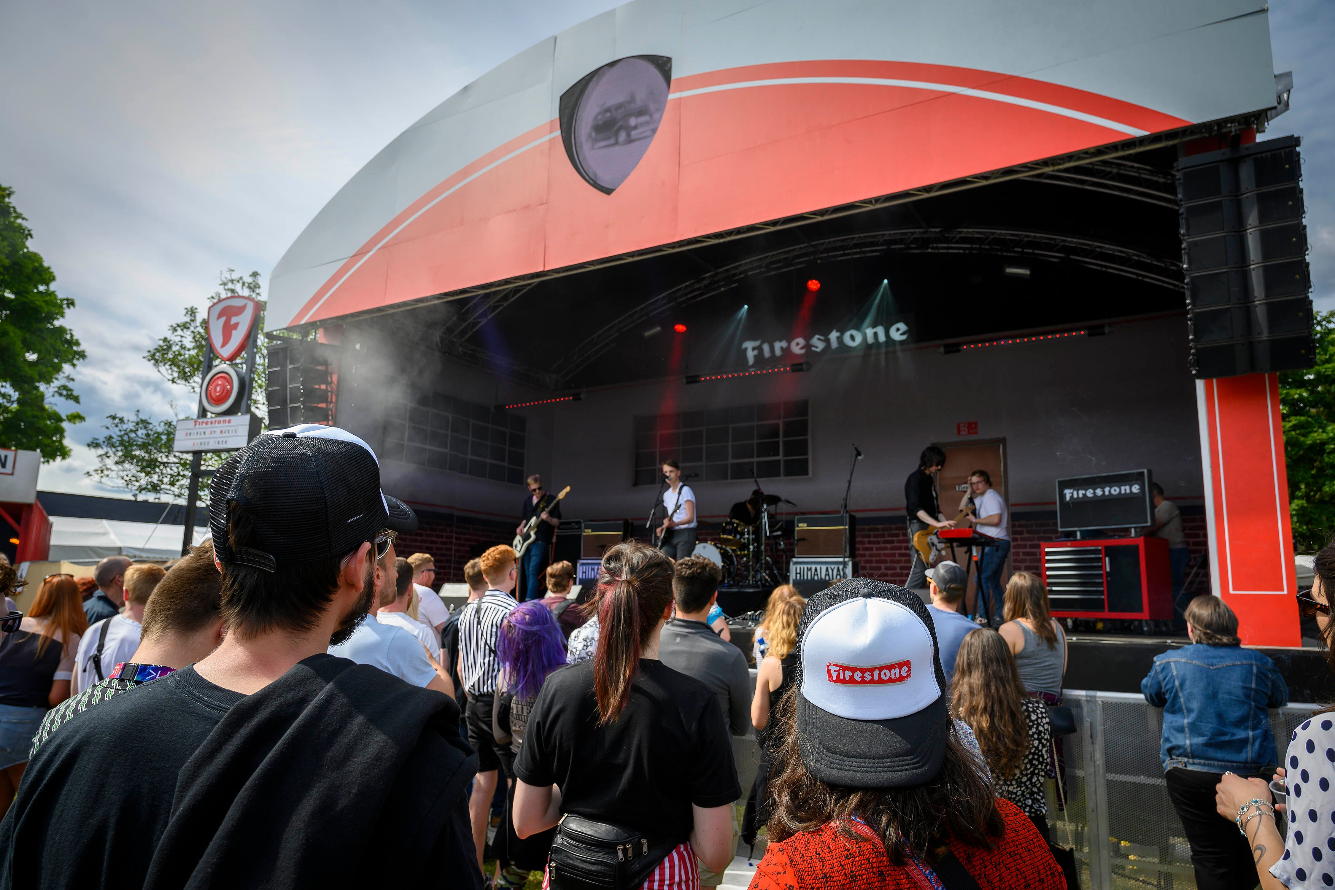 Firestone announces 8 Road to the Main Stage finalists