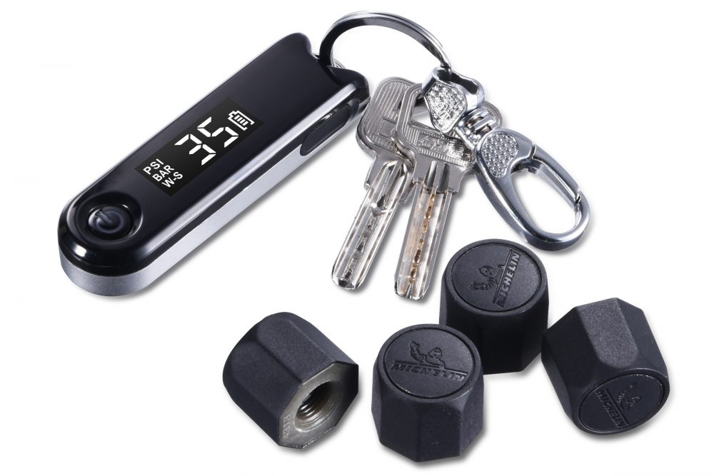 Fit2Go makes checking tyre pressures easy