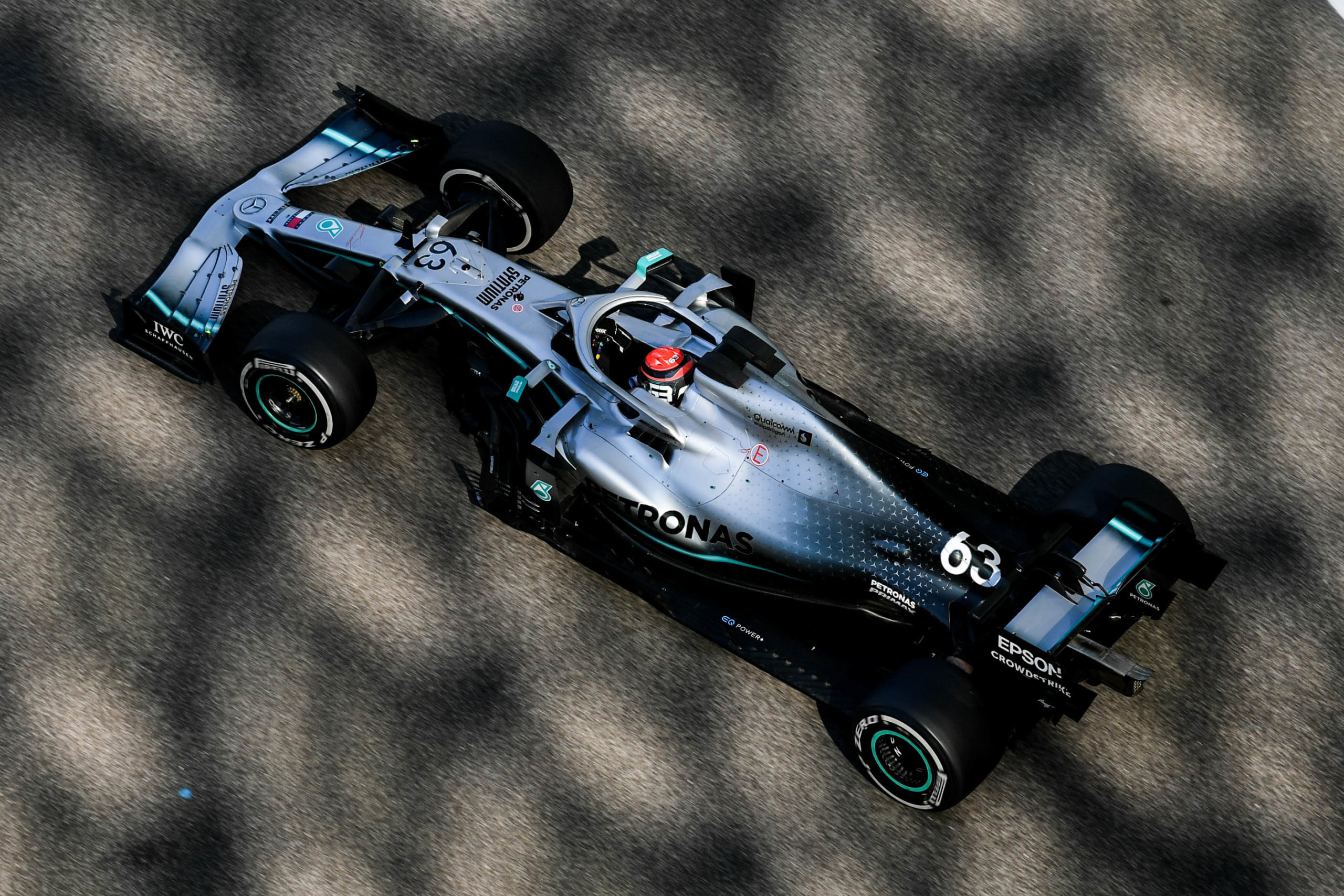 F1 teams reject proposed 2020 Pirelli tyre