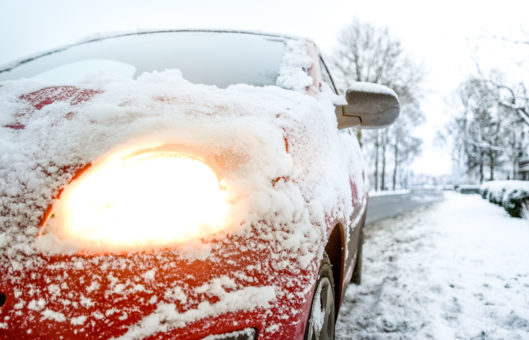 Winter is coming, but Britons 'clueless' on snow-covered roads