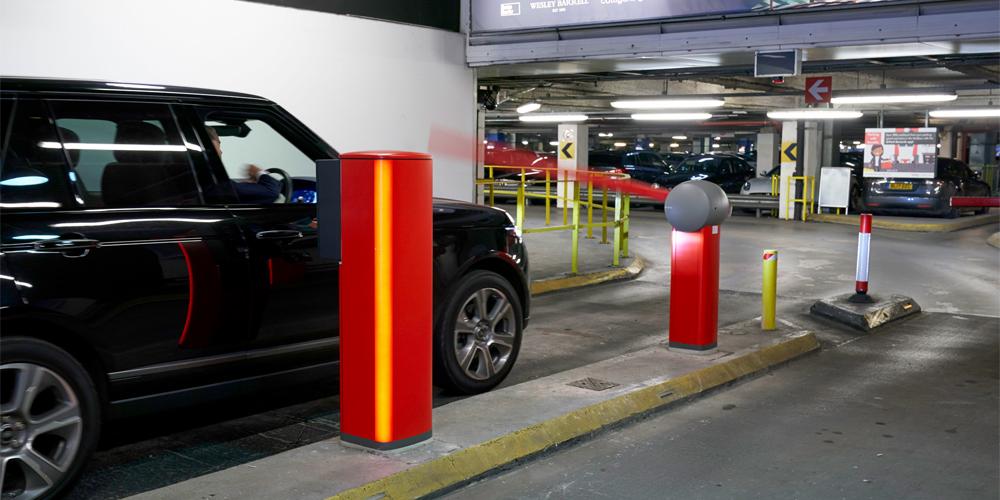 Birmingham Mailbox installs tyre tread scanner