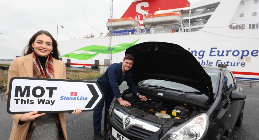 Stena Line reports increased demand for MOT day trips