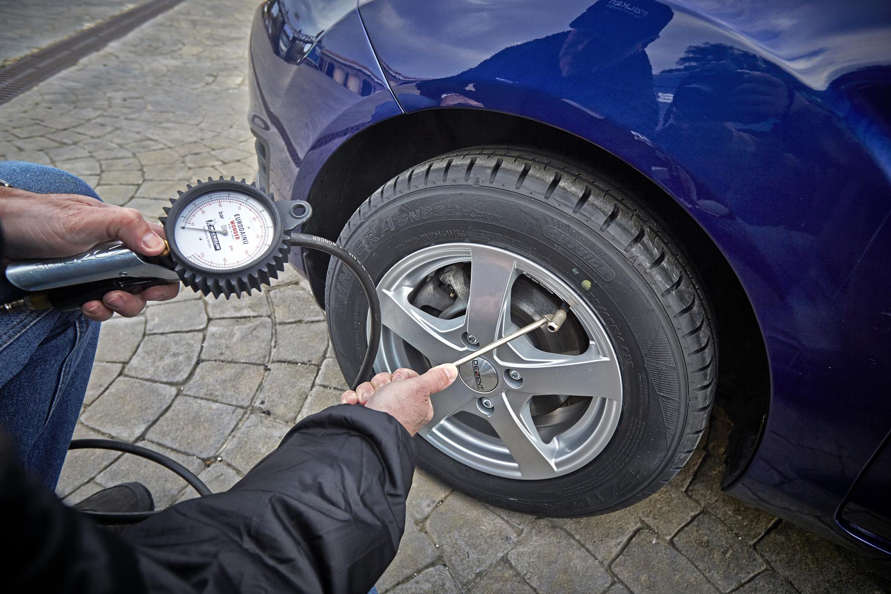 Falken offers 6 TLC (Tyre Loving Care) tips for lockdown cars