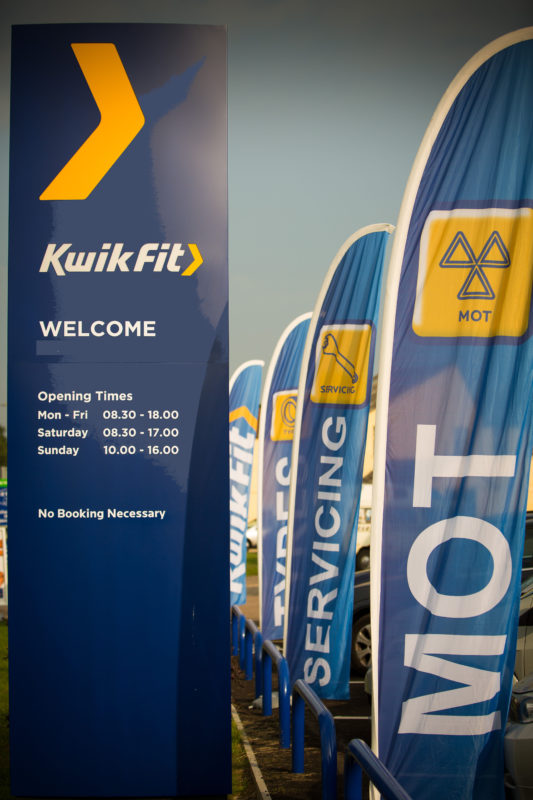 "Kwik Fit: Business as usual ""where possible"""