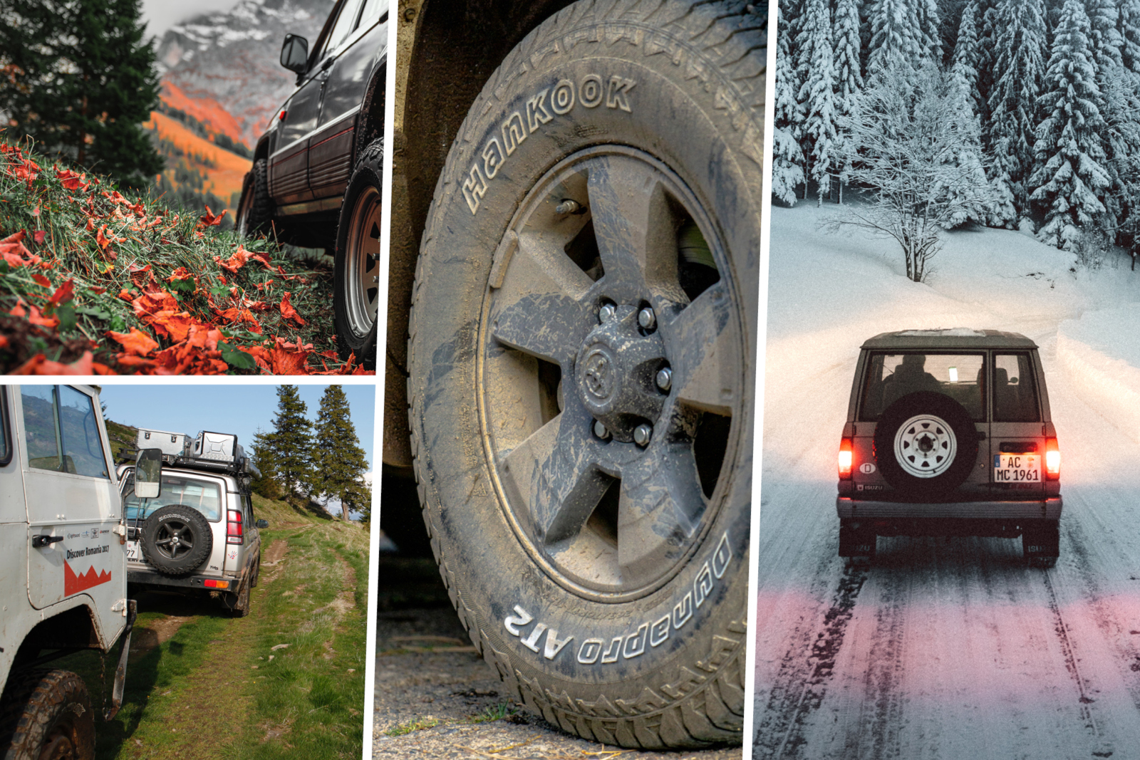Hankook Dynapro AT2 all-season all-terrain tyre