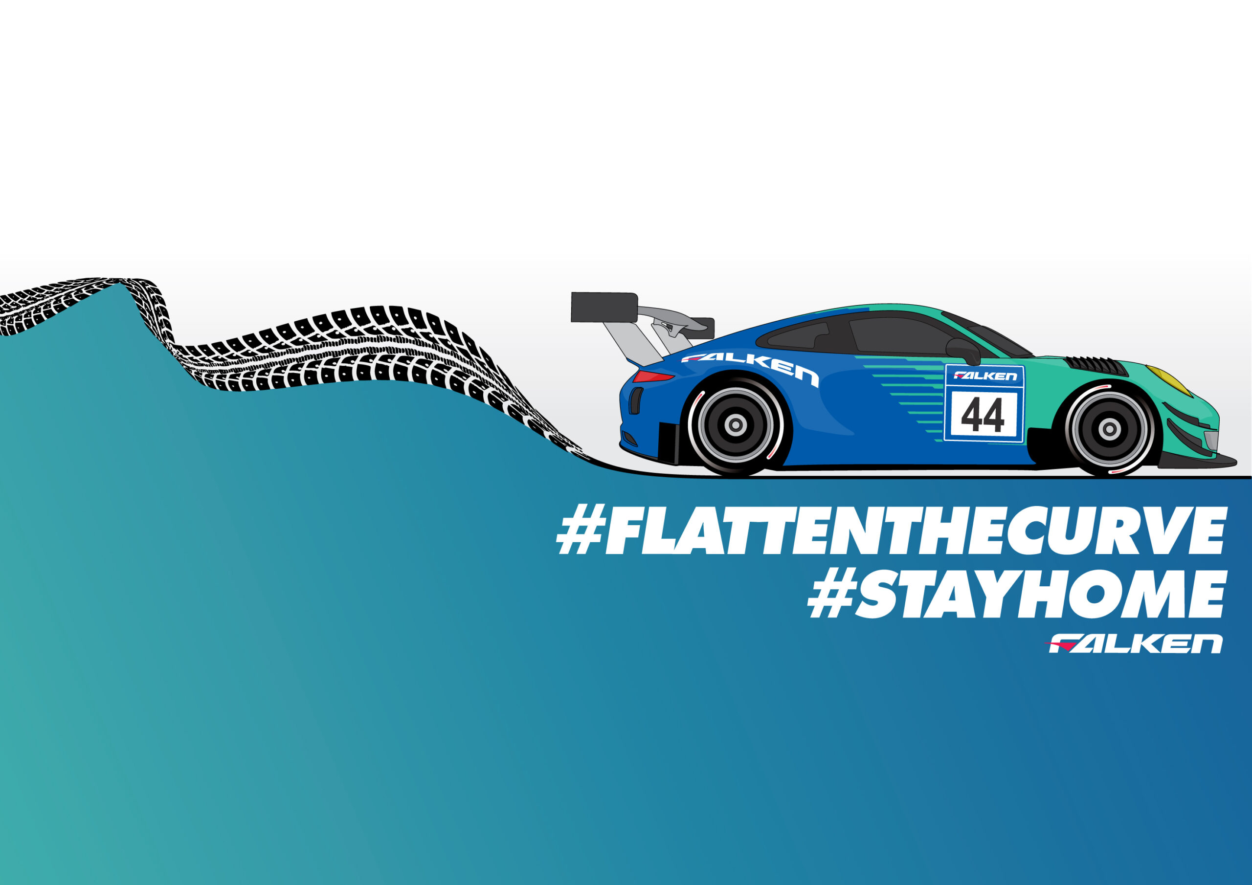 Falken drivers ready for different 24-hour challenge