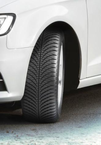 Goodyear's new Vector 4Seasons Gen-3 all-season tyre