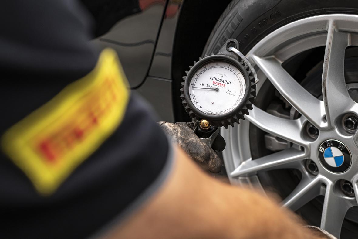 Pirelli's top 5 tyre maintenance tips