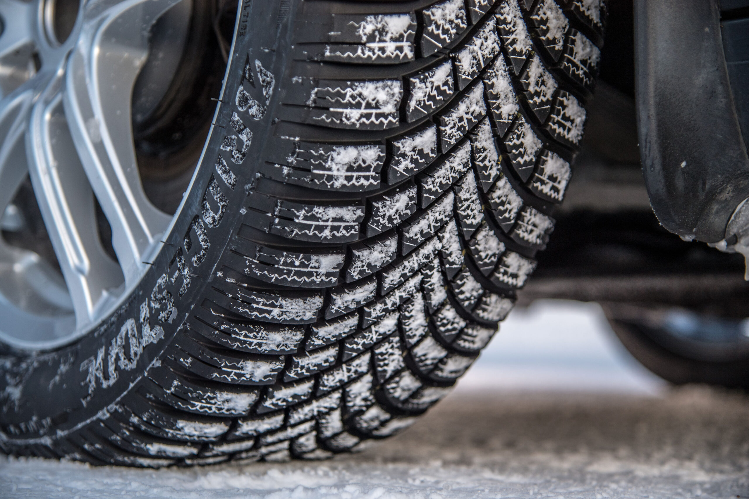 Bridgestone wins Auto Express winter tyre test