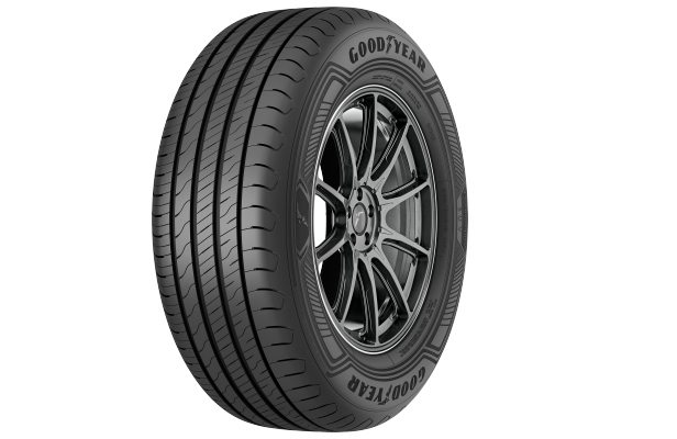Goodyear launches Efficient Grip 2 SUV