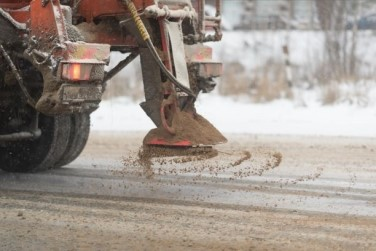 Snow and Ice? Five myths about road gritting, busted