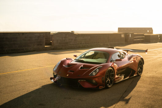 Brabham continues Goodyear partnership with BT62R