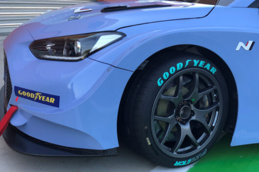 Goodyear: Electric cars bring new challenges to tyre development