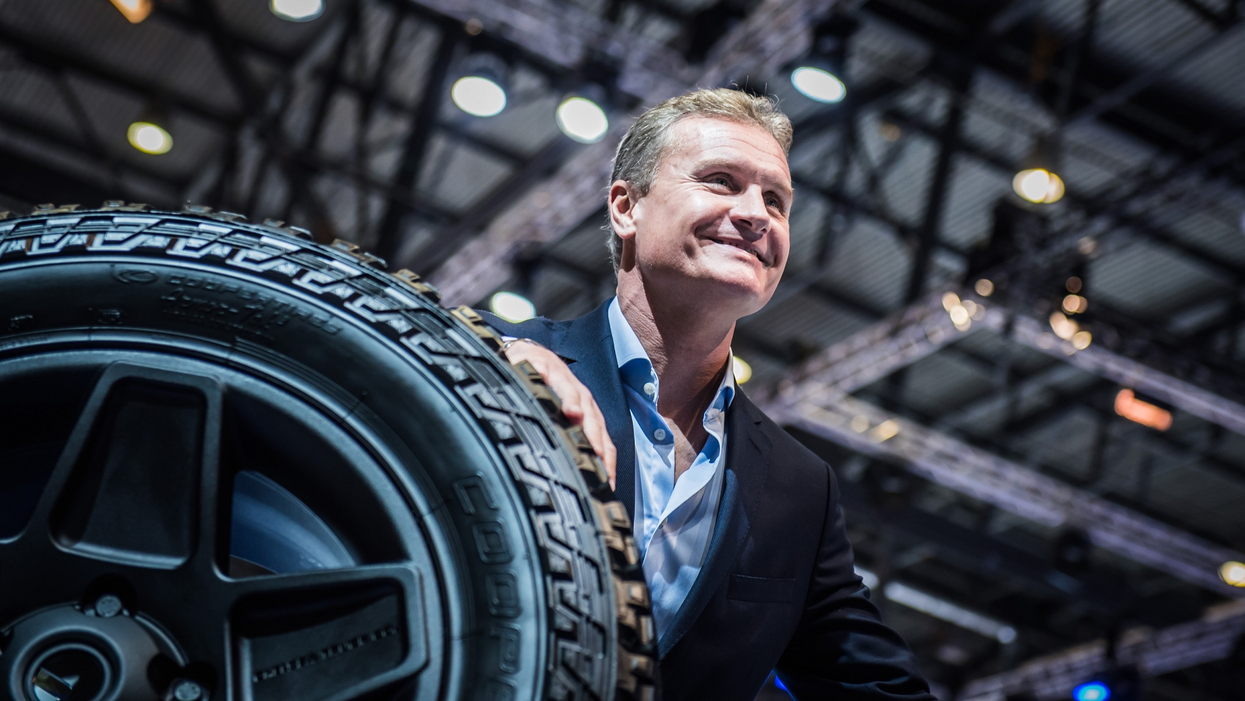 """David Coulthard: """"Boring"""" F1 tyres should be replaced"""