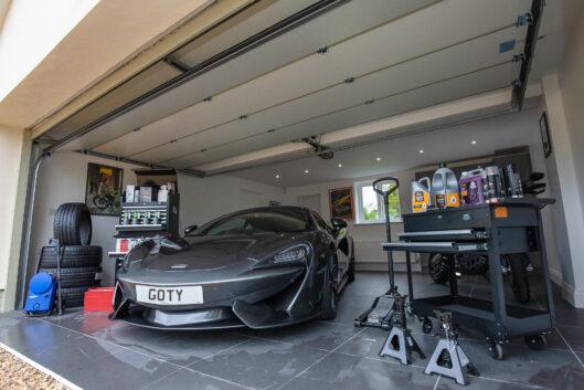 Halfords offers £5000 for best home garage