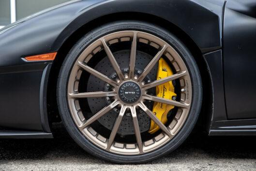 Bridgestone tweaks Potenza Race for Lamborghini Huracán STO