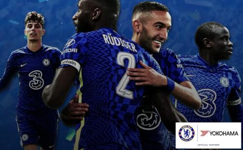 Yokohama congratulates Chelsea after Super Cup triumph